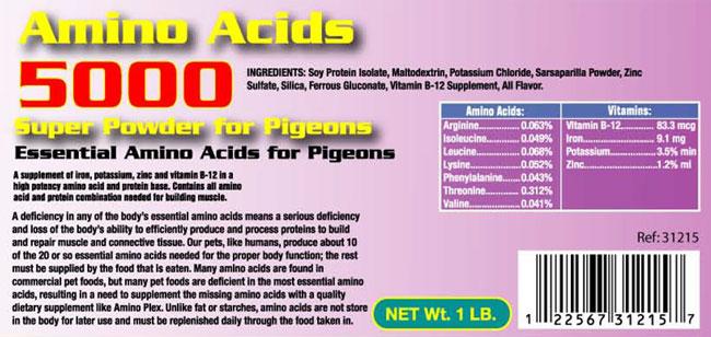 Amino-acids-5000