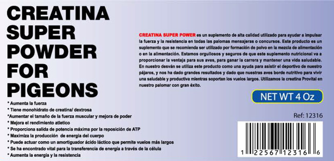 Creatina-Super-Powder