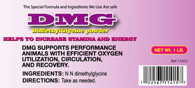 DMG-Dimethyl-Glycine-Powder for Pigeons