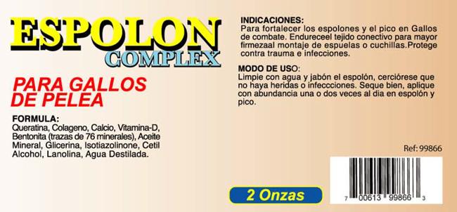 Espolon-Complex