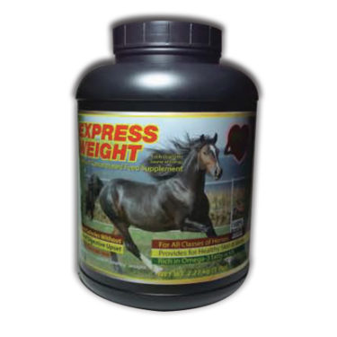 Express-Weight for Horses