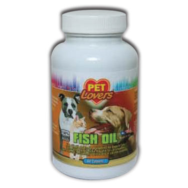 Fish Oil for Cats and Dogs