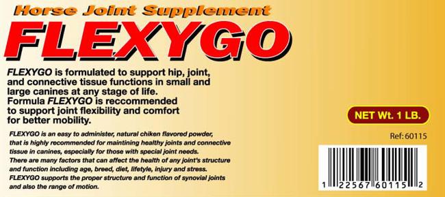 Flexigo Horse Joint SupplementFlexigo Horse Joint Supplement