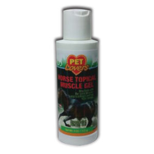 Horse Topical Muscle Gel