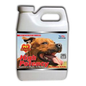 Dog High-Potency