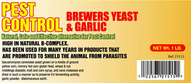 Horses-Pest-Control-Brewers-Yeast-and-Garlic