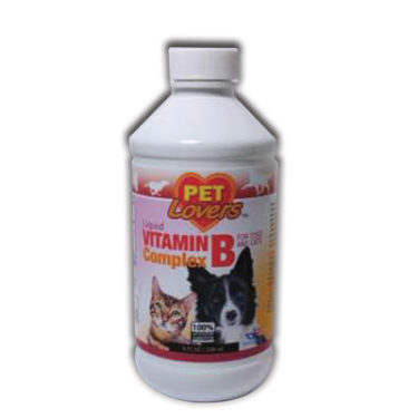 Liquid-Vitamin-B-Complex for Dogs and Cats