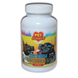 Milk Thistle with EPA & DHA for Dogs