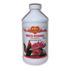 Multivitamin Complex for Roosters