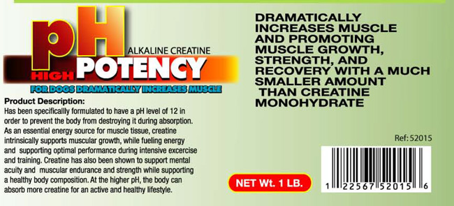 Dogs PH-Potency