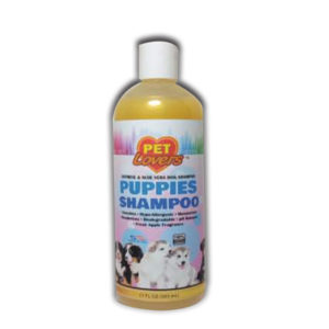 Puppies-Shampoo