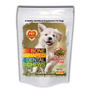 Bone-Shaped-Dental-Chews
